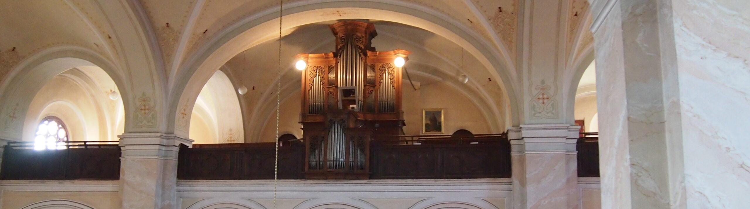 Nadační fond Lišovské varhany